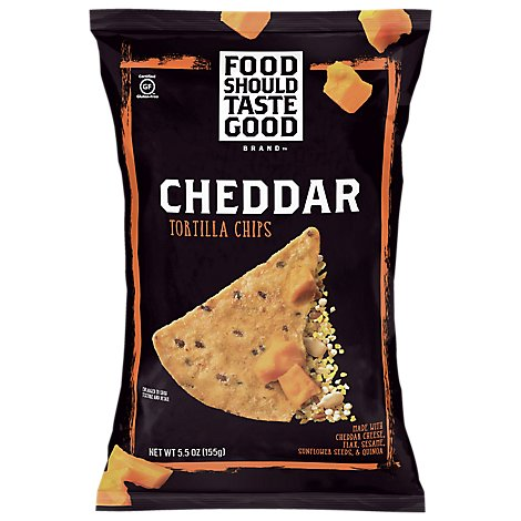 Fstg Chip Tortilla Ched - 5.5 Oz