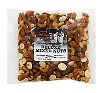 Nuts Deluxe Roasted Mixed - 12 Oz