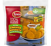 Tyson Fully Cooked Chicken Nuggets - 4.4 lb