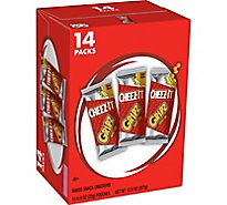 Cheez-It Tiny Baked Snack Cheese Crackers Original - 12.6 Oz
