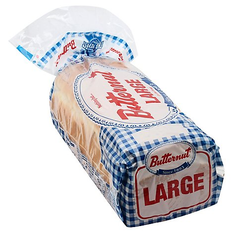 Butternut White Bread - 20 Oz