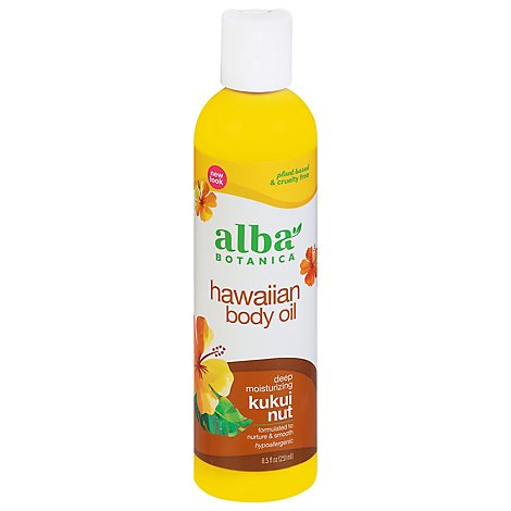 Alba Botanica Coconut Clear Spray Sunscreen Spf50 - 6 Fl. Oz.