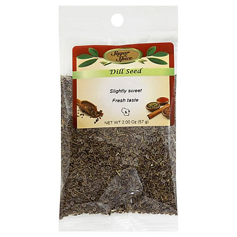 Dill Seed - 2 Oz