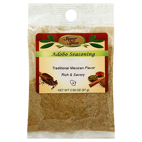 Adobo Seasoning - 2 Oz