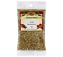 Whole Fennel Seed - 2 Oz