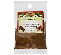 Ground Nutmeg - 1 Oz