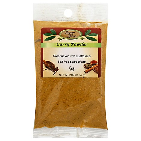 Curry Powder - 2 Oz