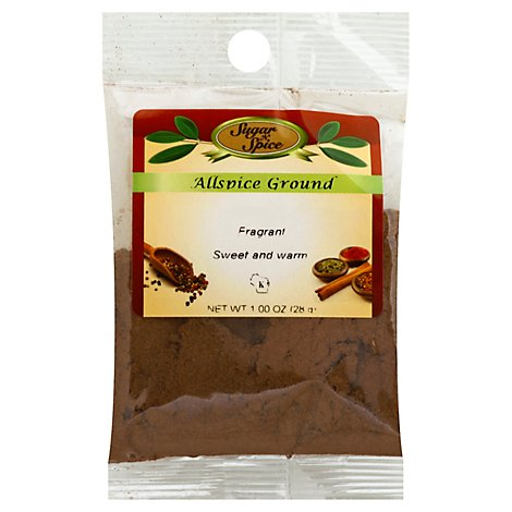 Ground Allspice - 1 Oz
