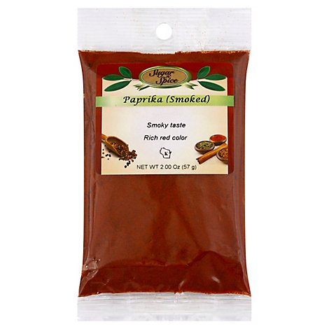 Smoked Paprika - 2 Oz