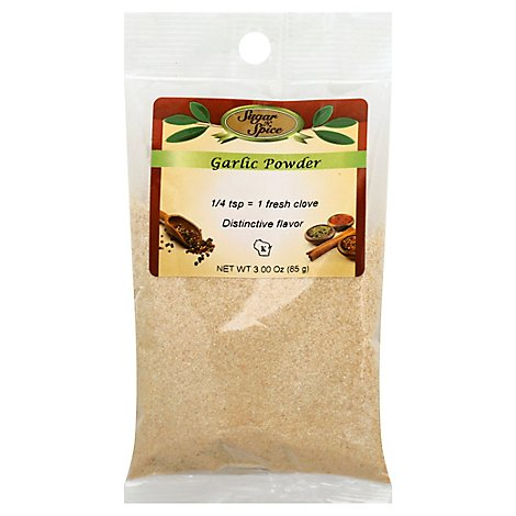 Garlic Powder - 3 Oz