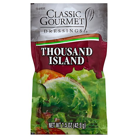 Classic Gourmet Thousand Island Dressing - 1.5 Oz