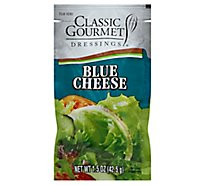 Classic Gourmet Blue Cheese Dressing - 1.5 Oz