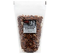 Almonds Raw Zip Bag - 32 Oz