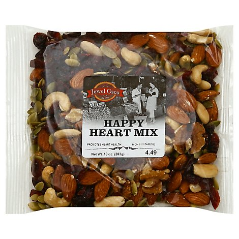 Happy Heart Mix Flt Bag - 10 Oz