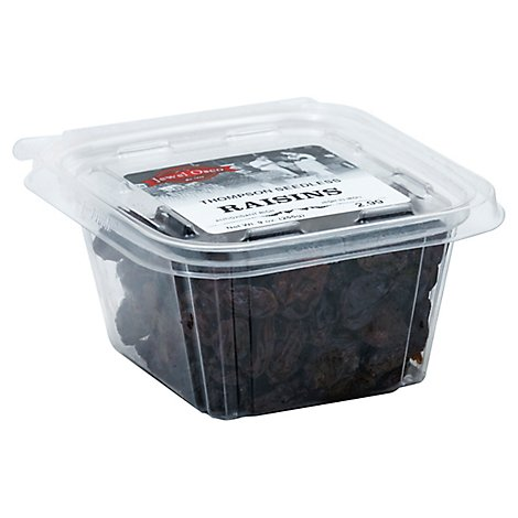 Dark Raisins Tub Jumbo - 9 Oz
