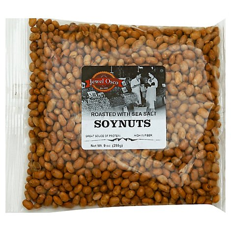 Soynuts Flat Bag - 9 Oz