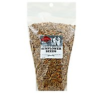 Sunflower Meat Roasted Salted Zip Bag - 32 Oz