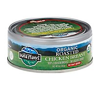 Wild Planet Roasted Chicken - 5 Oz
