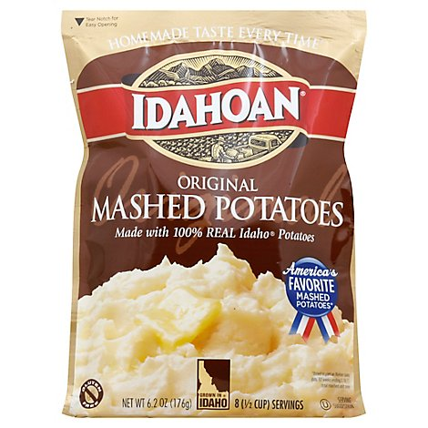 Idahoan Original Mashed Potatoes - 6.2 Oz