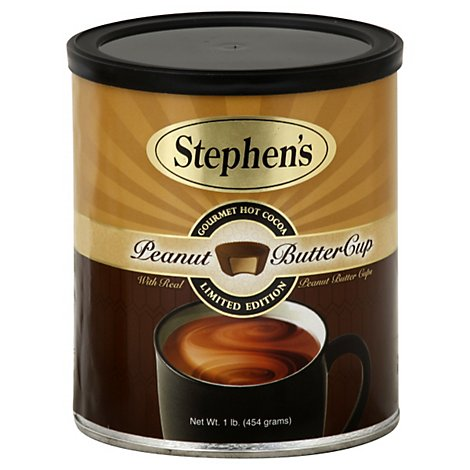 Stephens Cocoa Hot Gourmet Peanut Butter Cup - 16 Oz