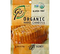 Go Organic Honey Oorganic Hard Candies 3.5 Oz - 3.5 Oz