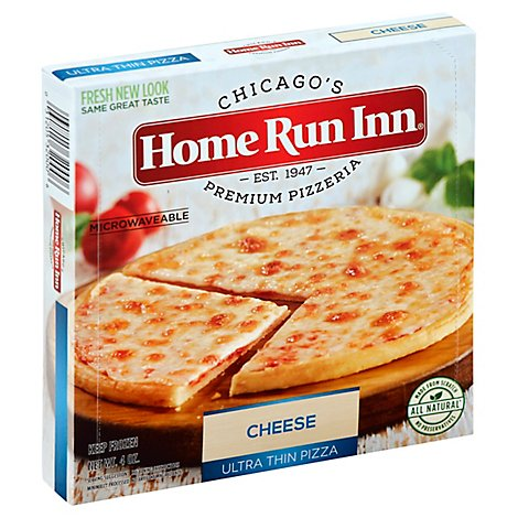 Home Run Inn Pizza 6 Inch Ultra Thin Crust Cheese Frozen - 4 Oz