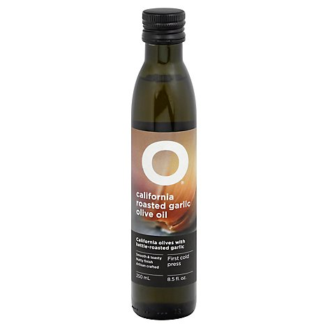 O Roasted Garlic Olive Oil - 8.5 Fl. Oz.