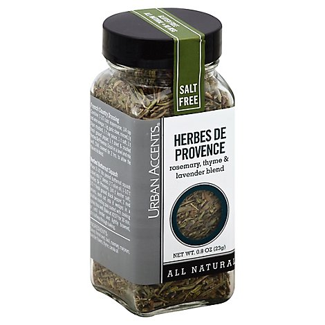 Urban Accents Herbe Seasoning - 1.2 Oz