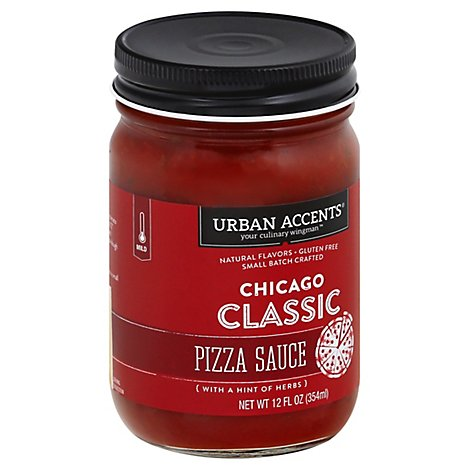 Urban Accents Chicago Pizza - 12 Oz