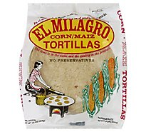 El Milagro Yellow Corn Tortillas, 10 Oz - 10 Oz