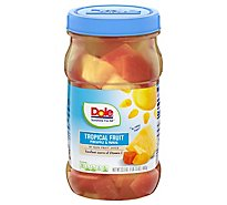 Dole Tropical Fruit In Jars - 23.5 Oz