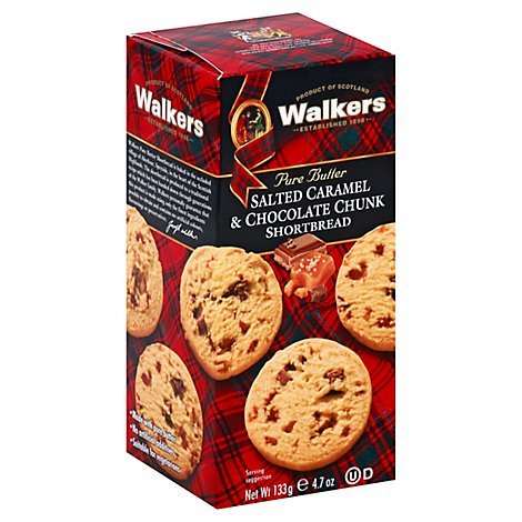 Walkers Shortbread Sltd - 4.7 Oz