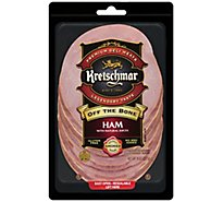 Kretschmar Pre Sliced Ham Off The Bone - 8 Oz