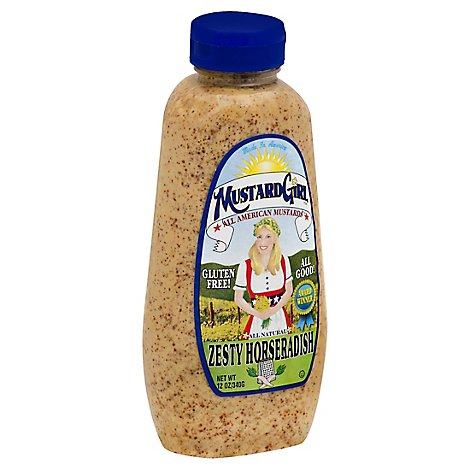 Mustard Girl Vegan Gf - 12 Oz