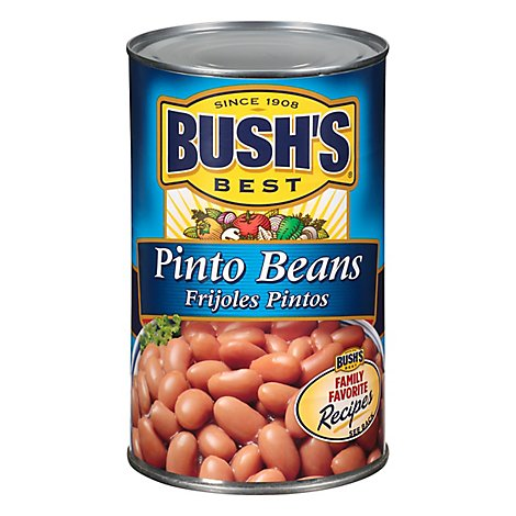 Bush Best Pinto Beans - 53 Oz