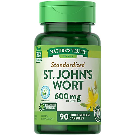 Nt St Johns Wort Extract - 90