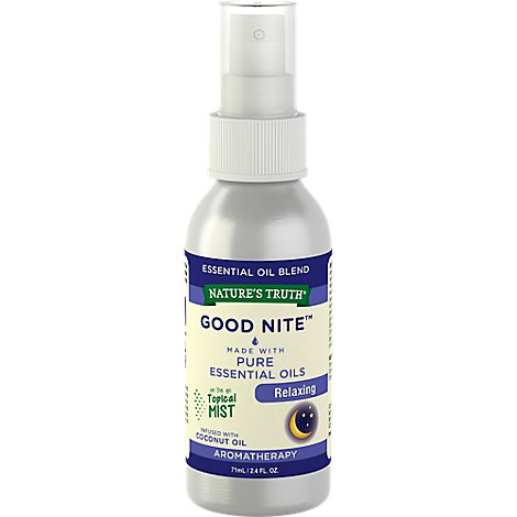 Nt Good Night Mist Spry Calming Otg Topical - 2.4 Fl. Oz.