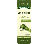 Nt Lemongrass Essential Oil - 15 Ml