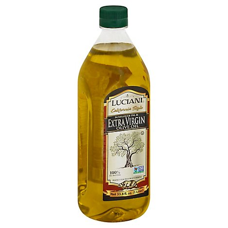 Luciani California State Extra Virgin Olive Oil - 33.8 Fl. Oz.