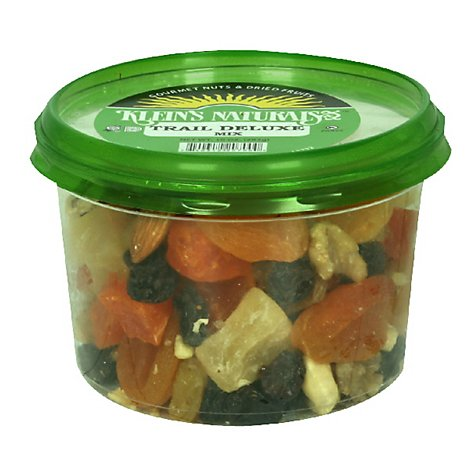 Kleins Naturals Deluxe Trail Mix - 10 Oz