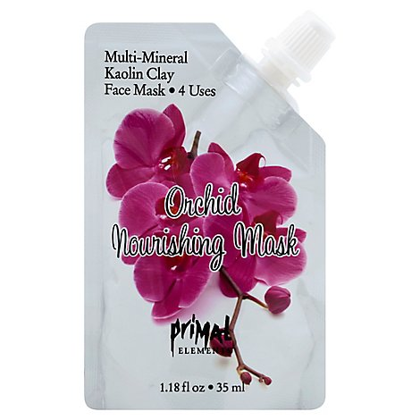 Prml Mask Orchid Nourishing - 1 Each
