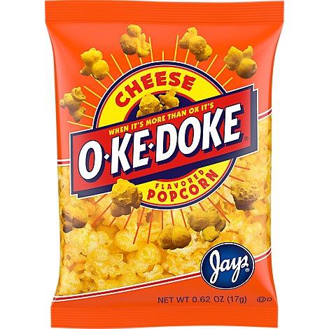 Jays Okedoke Cheese Popcorn - Online