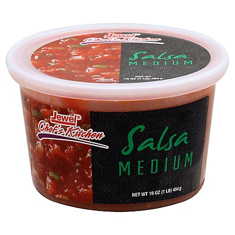Chefs Kitchen Fresh Medium Salsa - 16 Oz