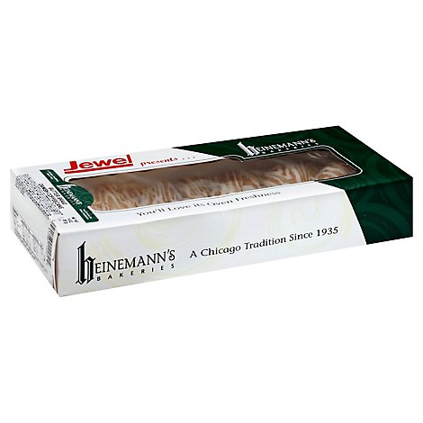 Coffee Cake Butter Braid Heinemanns - 14 Oz