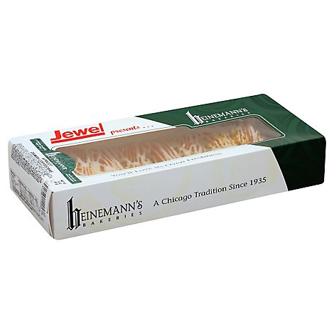 Coffee Cake Apricot Heinemanns - 14 Oz