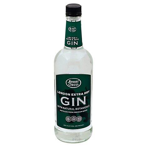 Jewel Osco Gin 80 Proof - 750 Ml