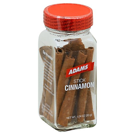 Adam 1888 Cinnamon Stick - 1.04 Oz
