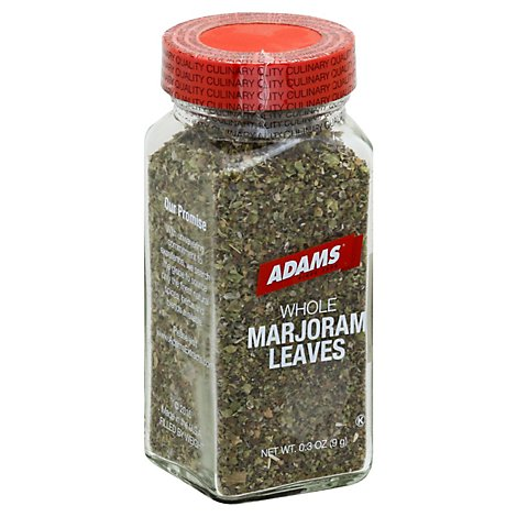 Adam 1888 Marjoram Leaves - 0.3 Oz
