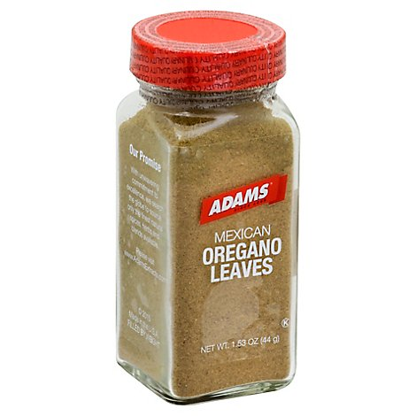 Adam 1888 Oregano Leaves - 1.53 Oz