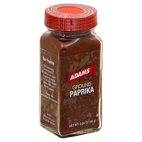 Adam 1888 Ground Paprika - 2.33 Oz